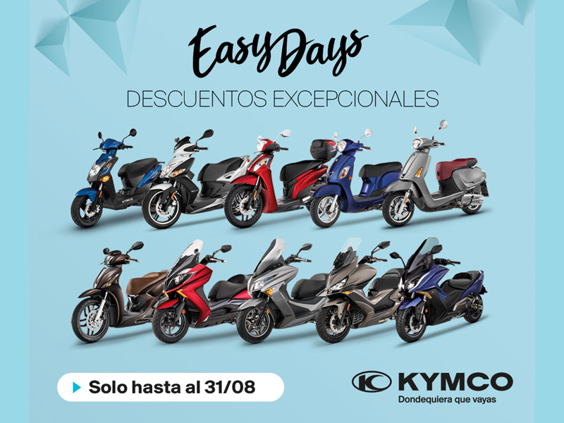 Easy Days de Kymco
