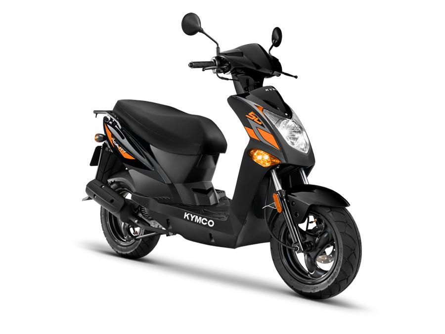 Kymco Agility 50cc - Motomundi - Zaragoza