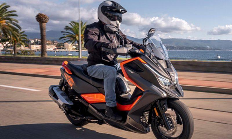 KYMCO DT X360 - MOTOMUNDI - Zaragoza