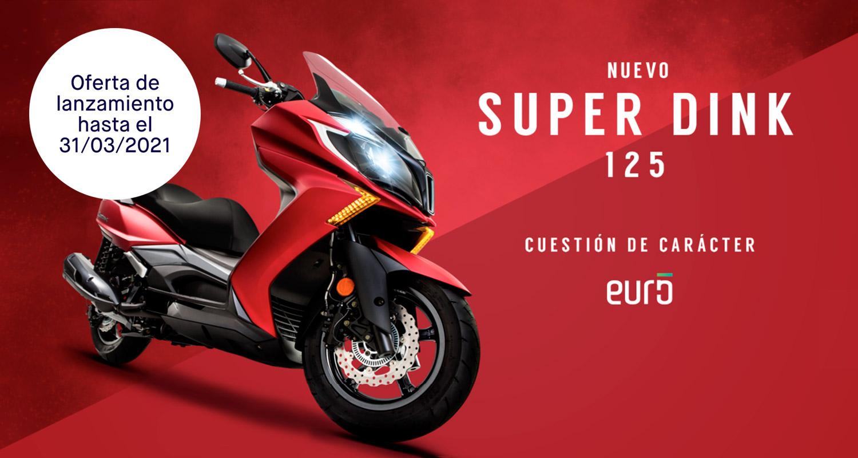 Oferta Agility City 125 y Super Dink 125 - MOTOMUNDI - Zaragoza