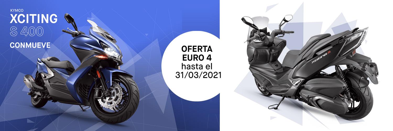Oferta Euro 4 Xciting S 400 - MOTOMUNDI - Zaragoza