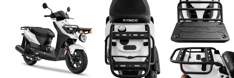 KYMCO Agility Carry 125 - MOTOMUNDI - Zaragoza