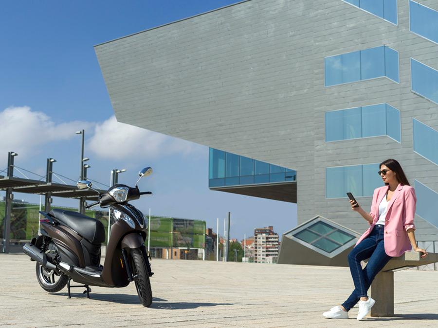 KYMCO Miler 125 - MOTOMUNDI - Zaragoza