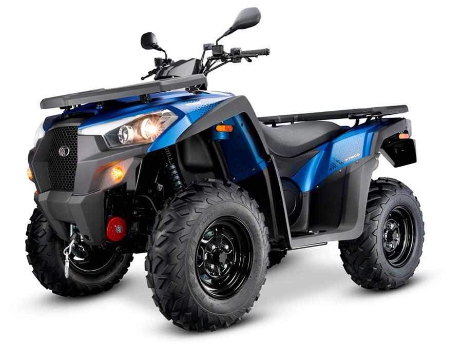 KYMCO MXU 550 - Quad - MOTOMUNDI - Zaragoza