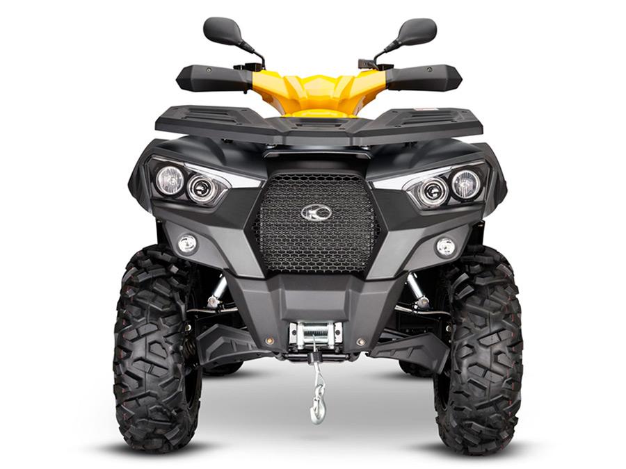 KYMCO MXU 700 - Quad - ATV - MOTOMUNDI - Zaragoza