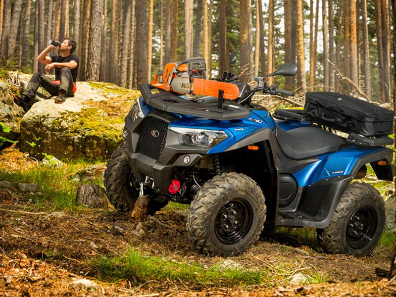 KYMCO MXU 550 - Quad - ATV - MOTOMUNDI - Zaragoza